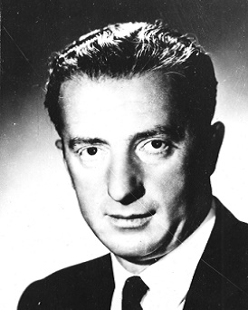 Oscar Gimesy in the late 1960s