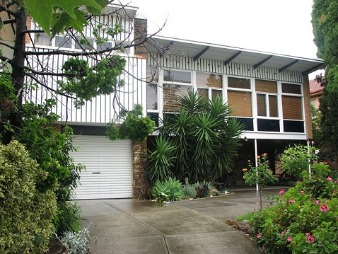 Anatol Kagan House at Caulfield