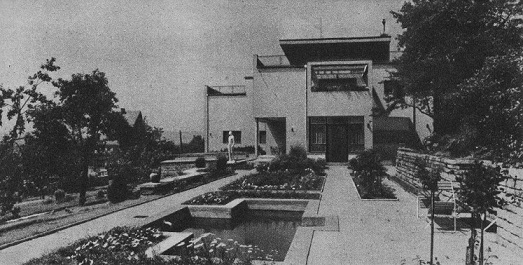 House by Muhlstein and Furth 1927
