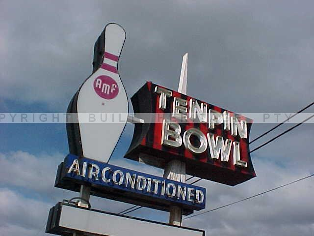 Metropolitan Bowl Essendon