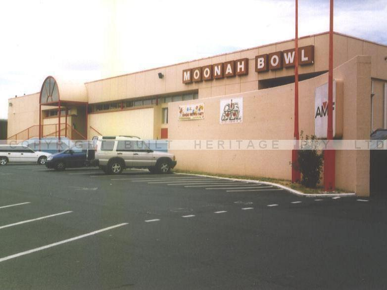 Moonah Bowl Launceston