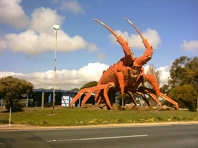 The Big Lobster Kingston SE