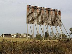 Swanline drive-in cinema Swan Hill