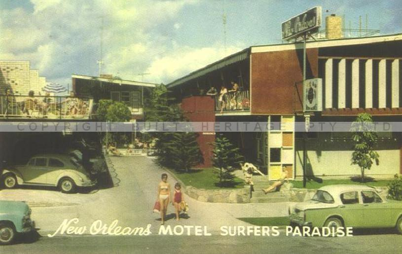 New Orleans Motel Surfers Paradise