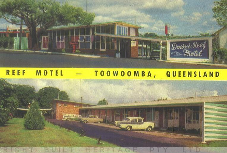 Downs Reef Motel Toowoomba